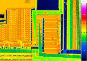 thermography-microthermography-infratec-microchip