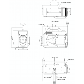 photron_fastcam_sa-z_mechanical_drawing_c-mount_fastdrive